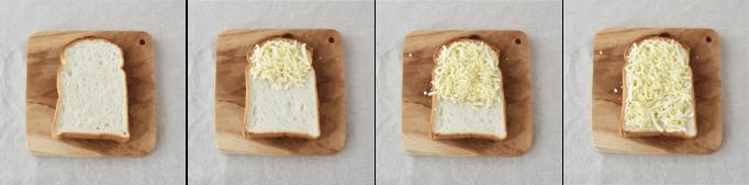 チーズはたっぷりがお好み?薄めがお好み?