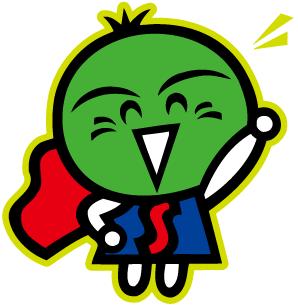 彼がすだちくん【参照元:すだちくんオフィシャル https://sudachikun.jp/】